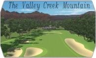 The Valley Creek Mountains logo