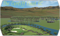 The Cardiff Coast Golf Club logo