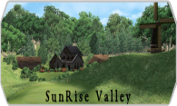 SunRise Valley Golf Course logo