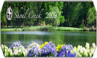 Shoal Creek 2009 logo
