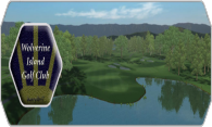 Wolverine Island Golf Club logo