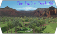 The Valley Creek 08 logo