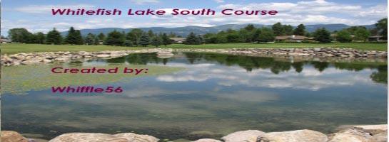 Whitefish Lake South Course logo