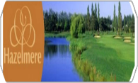 Hazemere Golf  Course logo