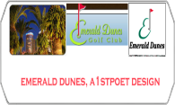 Emerald Dunes Golf Course v2 logo
