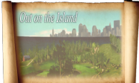 Out on the Island logo