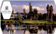 Silver Lakes Golf Course V2 logo