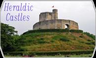 Heraldic Castles logo