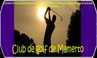 Club de Golf de Mamerto logo