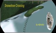 Snowshoe Crossing logo