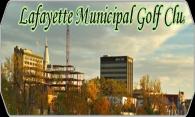 Lafayette Municipal Golf Club logo