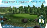 Carter`s Grove logo