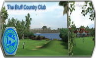 The Bluff Country Club logo