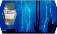 Outlaws Desert logo