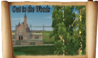 Out in the Woods logo