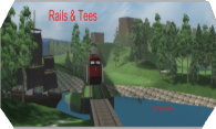 Rails & Tees logo