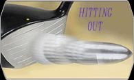 Hitting Out logo