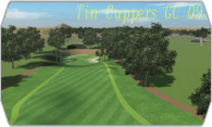 Tin Cuppers Golf Club 09 logo