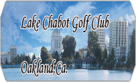 Lake Chabot Public Golf Club logo