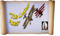 The Lying Aces logo