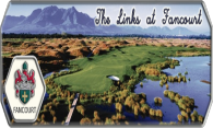 The Links at Fancourt logo