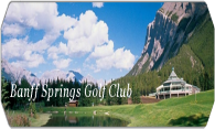 Banff Springs Golf Club logo