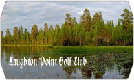 Laughton Point Golf Club logo