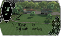 Lost Woods Golf Club logo