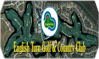 English Turn Golf & Country Club logo