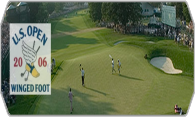 Winged Foot Golf Club logo