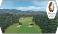 Predator Ridge Golf Club 09 logo