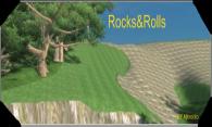 Rocks & Rolls logo