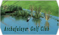 Atchafalaya GC logo