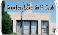 Crowley Lake Golf Club 09 logo