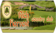 Rich Harvest Country Club logo