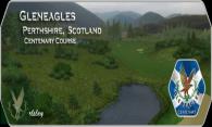 Gleneagles Perthshire Scotland 2009 logo