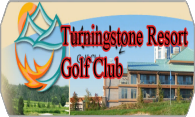 Turning Stone Resort Golf Club logo