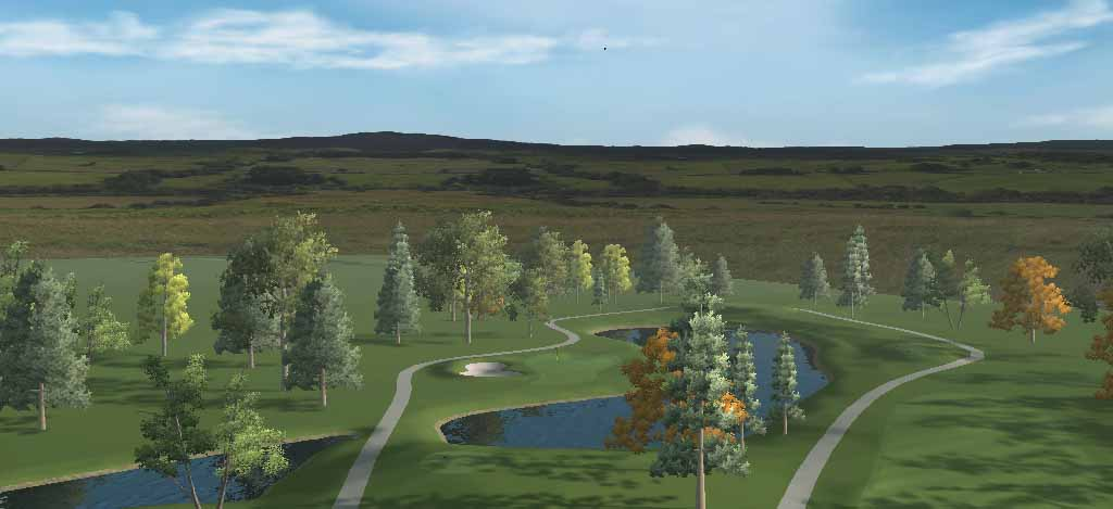 Picture of Twin Lakes GC - click to view original size