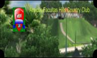 Amicus Facultas Hills Country Club logo