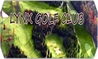 The Lynx Golf Course logo