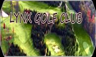 The Lynx Golf Course logo