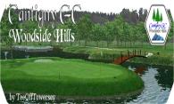 Cantigny GC `08 - Woodside Hills logo