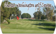 Chester Washington Golf Course logo