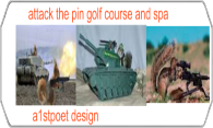 Attack The Pin logo