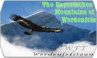 The Bayerisches Mountains of Werdenfels logo