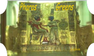 Pharos Greens logo