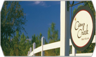 Camp Creek GC logo