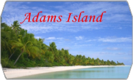 Adams Island logo