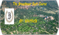 The Broadmoor East 2009 logo