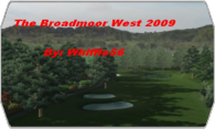 The Broadmoor West 2009 logo